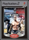 PS2 - WWE SMACKDOWN! VS. RAW 2011 PLATINUM