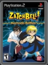 PS2 - Zatchbell! Mamodo Battles
