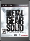 PS3 - Metal Gear Solid: the legacy collection