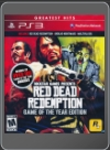 PS3 - RED DEAD REDEMPTION GAME OF THE YEAR EDITION