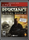 PS3 - Resistance Dual Pack