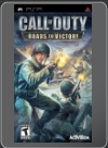 PSP - CALL OF DUTY - ROADS TO VICTORY