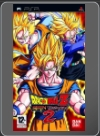 PSP - DRAGON BALL Z: SHIN BUDOKAI 2