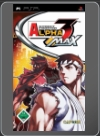 PSP - STREET FIGHTER ALPHA 3 MAX