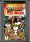 PSP - WORMS: OPEN WARFARE
