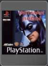 PSX - BATMAN & ROBIN