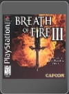 PSX - BREATH OF FIRE III