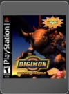 PSX - DIGIMON WORLD