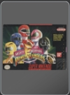 SNes - POWER RANGERS
