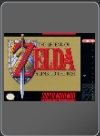SNes - The Legend of Zelda: A link to the past