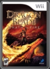 WII - DRAGON BLADE: WRATH OF FIRE