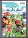 WII - MY SIMS