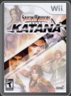 WII - SAMURAI WARRIORS: KATANA