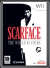 WII - SCARFACE: THE WORLD IS YOURS