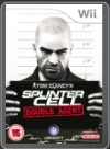 WII - SPLINTER CELL: DOUBLE AGENT