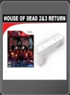 WII - THE HOUSE OF THE DEAD 2 & 3 RETURN