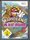 WII - WARIO LAND: THE SHAKE DIMENSION