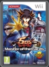 WII - YU-GI-OH!: 5DS MASTER OF THE CARDS