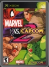XBOX - MARVEL VS CAPCOM 2