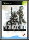 XBOX - METAL GEAR SOLID 2:SUBSTANCE
