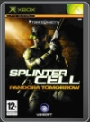 XBOX - SPLINTER CELL: PANDORA TOMORROW