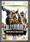 XBOX360 - CALL OF JUAREZ: BOUND IN BLOOD