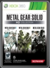 XBOX360 - Metal Gear Solid HD Collection