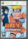 XBOX360 - NARUTO: THE BROKEN BOND
