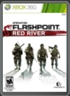 XBOX360 - OPERATION FLASHPOINT: RED RIVER