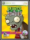 XBOX360 - Plants Vs Zombies