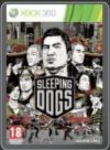 XBOX360 - Sleeping Dogs