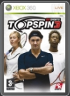 XBOX360 - TOP SPIN 3