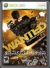 XBOX360 - WANTED: WEAPONS OF FATE