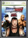 XBOX360 - WWE SMACKDOWN! VS. RAW 2008