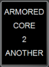 PS2 - ARMORED CORE 2: ANOTHER AGE